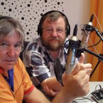Computer Club Zwei mit Wolfgang Back und Wolfgang Rudolph